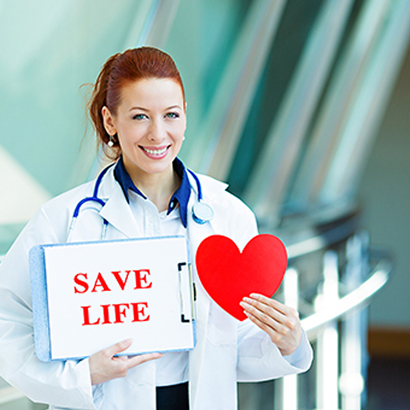 BLS/CPR – Basic Life Support Training (Instructor-Led)