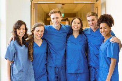 cna group in blue